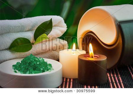 Ferramentas e acessórios para tratamentos de Spa