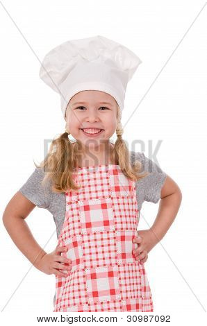 A Girl Chef