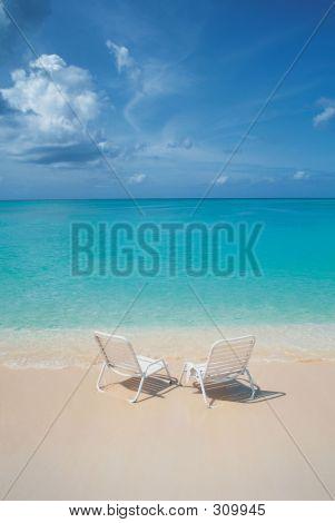 Strand Szenerie
