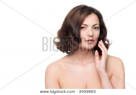 Beautiful Middle-Aged Woman