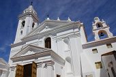picture of ares  - Recoleta church dedicated to Nuestra Se - JPG
