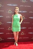 WEST HOLLYWOOD, CA - MARCH 11: Maggie Grace at the 9th Annual John Varvatos Stuart House Benefit on