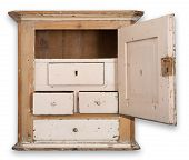 image of armoire  - Cupboard or wall cabinet - JPG