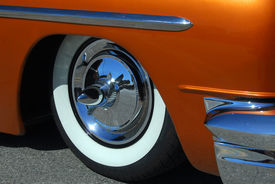 pic of muscle-car  - Captured at a San Francisco Bay Area car show - JPG