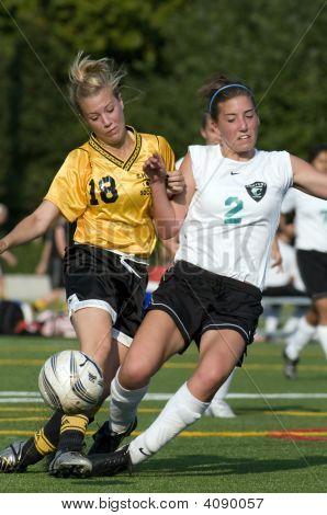 Girls Varsity Soccer Century V St Hellens