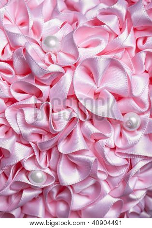Folded Ribbon Texture