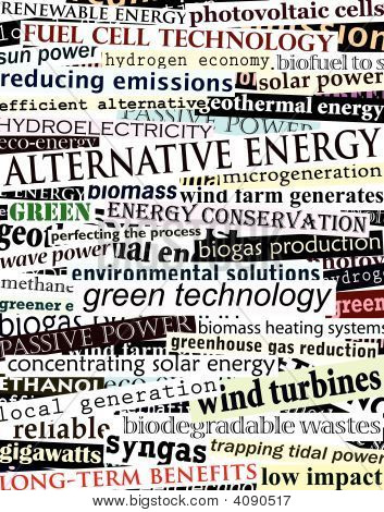 Alternative Energy Headlines