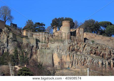 Albornoz Castle