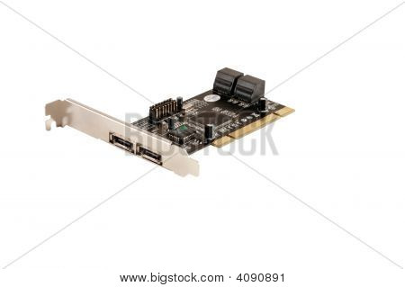 Pci Esata And Sata Raid Card