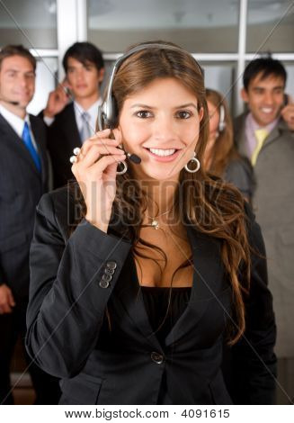 Customer Services Representative Team