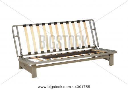 Sofa Foundation With Clippig Path