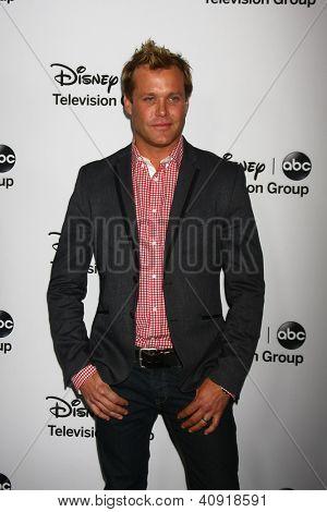 LOS ANGELES - JAN 10:  Brian Malarkey attends the ABC TCA Winter 2013 Party at Langham Huntington Hotel on January 10, 2013 in Pasadena, CA