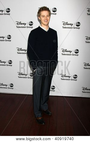 LOS ANGELES - JAN 10:  Lucas Grabeel attends the ABC TCA Winter 2013 Party at Langham Huntington Hotel on January 10, 2013 in Pasadena, CA