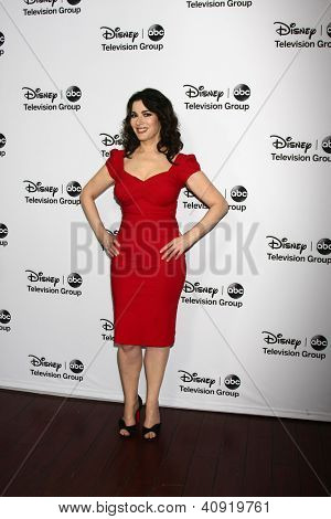 LOS ANGELES - JAN 10:  Nigella Lawson attends the ABC TCA Winter 2013 Party at Langham Huntington Hotel on January 10, 2013 in Pasadena, CA