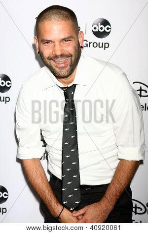 LOS ANGELES - JAN 10:  Guillermo Diaz attends the ABC TCA Winter 2013 Party at Langham Huntington Hotel on January 10, 2013 in Pasadena, CA