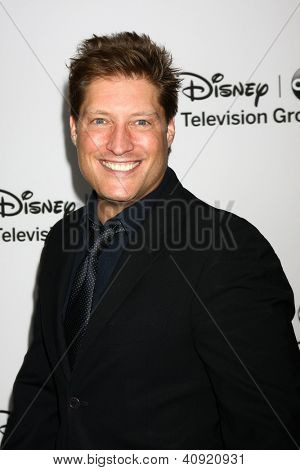 LOS ANGELES - JAN 10:  Sean Kanan attends the ABC TCA Winter 2013 Party at Langham Huntington Hotel on January 10, 2013 in Pasadena, CA
