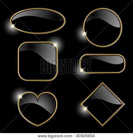 Set From Golden Frames
