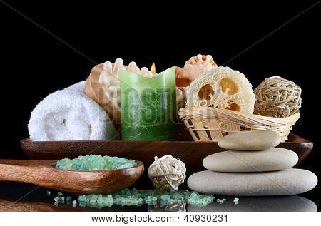 Para masaje y peeling - SPA-tratamientos