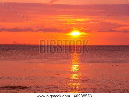 Idyllic Wallpaper Bay View