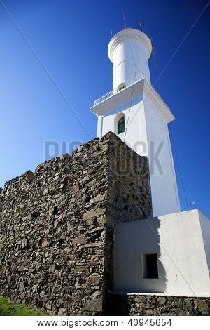 Lighthouse in Uruguay