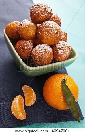 Balls With Mandarin
