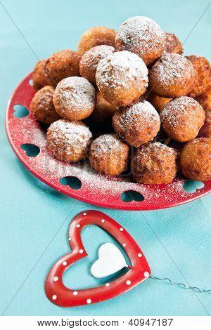 Dessert For Valentine's Day