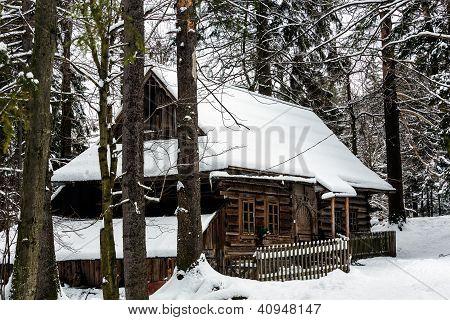 The Oldest Highland Cottage In Zakopane