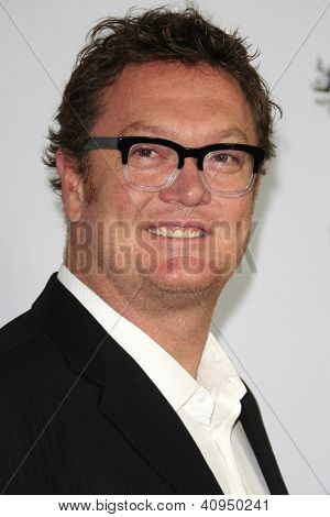 LOS ANGELES - JAN 12: Luc Longley at the 2013 G'Day USA Los Angeles Black Tie Gala at JW Marriott on January 12, 2013 in Los Angeles, California