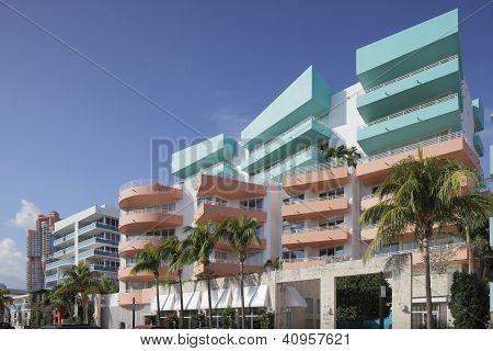 Art Deco Condominium Miami