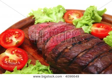 Roast Beef Meat Steak