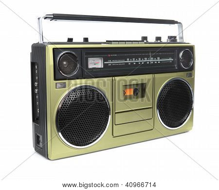 The Golden Boombox
