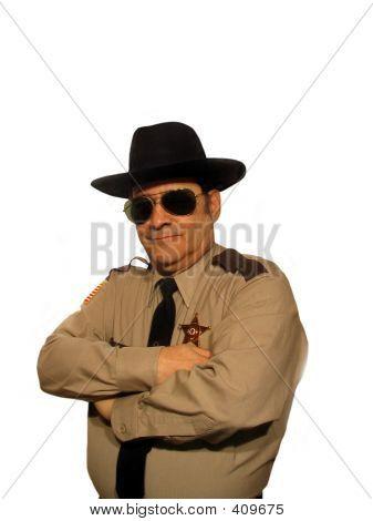 Skeptical Sheriff