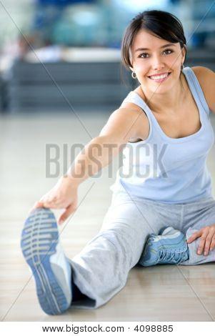 Trechos de ginásio