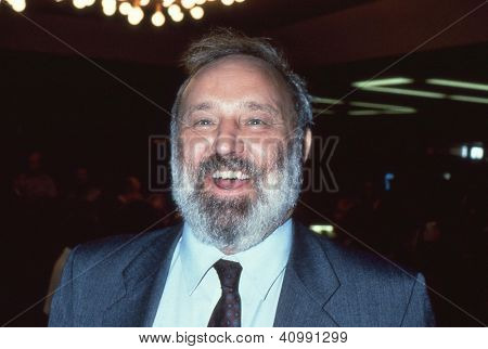 BRIGHTON, ENGLAND - OCTOBER 1: Frank Dobson, Labour party Member of Parliament for Holborn and St.Pancras and Energy spokesman, attends the party conference on October 1, 1991 in Brighton, Sussex.