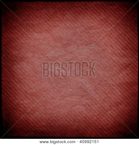 Red grunge striped background or texture