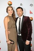 LOS ANGELES - JAN 12: Kate Buckwald, Grant Bowler at the 2013 G'Day USA Los Angeles Black Tie Gala a