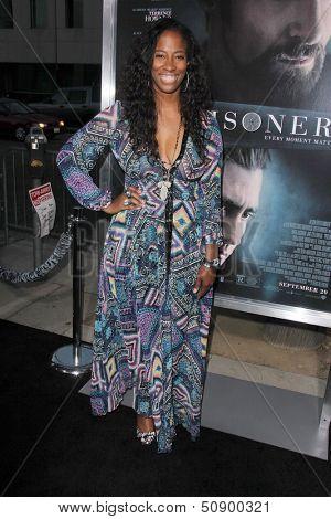 LOS ANGELES - SEP 12:  Shondrella Avery at the