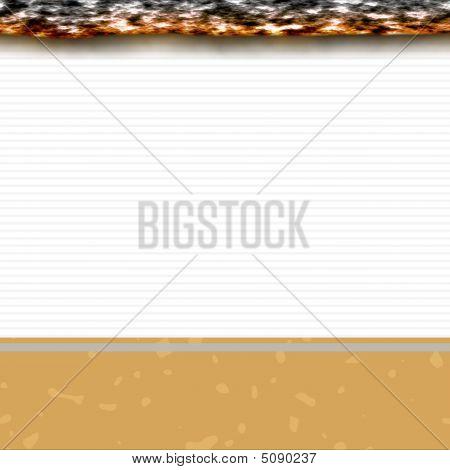 Ciggarette Paper Texture