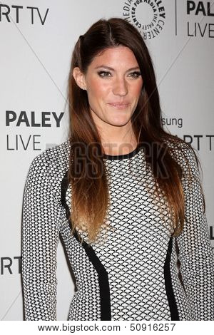 LOS ANGELES - SEP 12:  Jennifer Carpenter at the PaleyFest Fall Previews:  Fall Farwell-