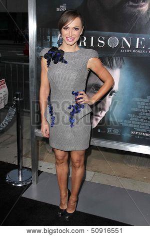 LOS ANGELES - SEP 12:  Katrina Smirnoff at the