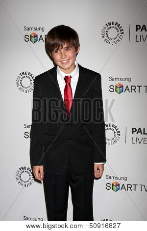 LOS ANGELES - SEP 12:  Preston Bailey at the PaleyFest Fall Previews:  Fall Farwell-