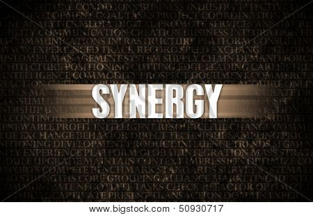 Synergy in Business as Motivation in Stone Wall