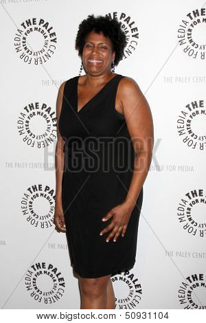 LOS ANGELES - SEP 13:  Nancy Giles at the PaleyFest Fall Flashback -