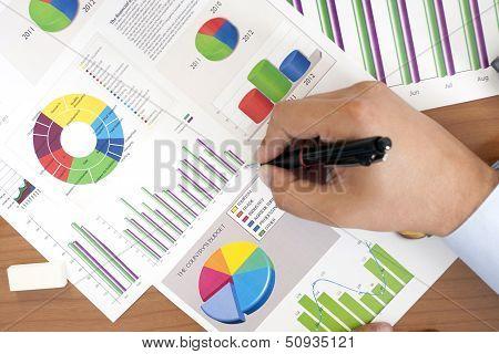 Profit - Stock Image