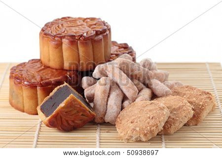 Mooncakes And Pastry