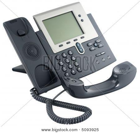 Office Digital Telephone Set, Off-hook