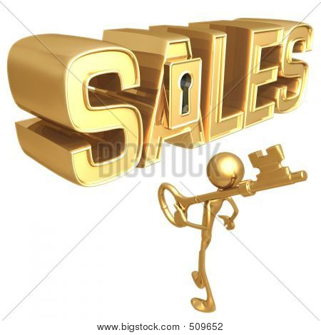 Key To Sales