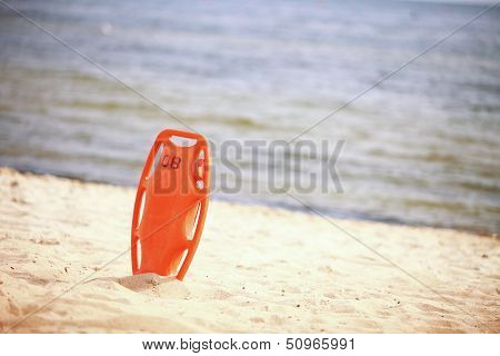Lifeguard Beach Rescue Equipment