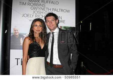 LOS ANGELES - SEP 16:  Patrick Fugit at the