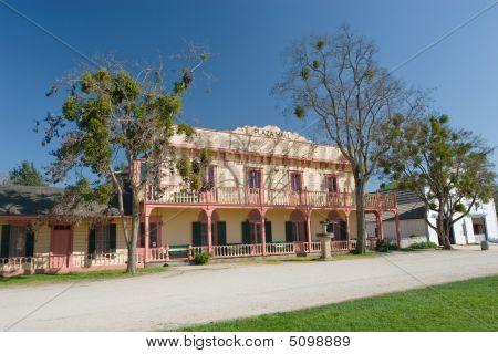 San Juan Bautista Plaza Historic District